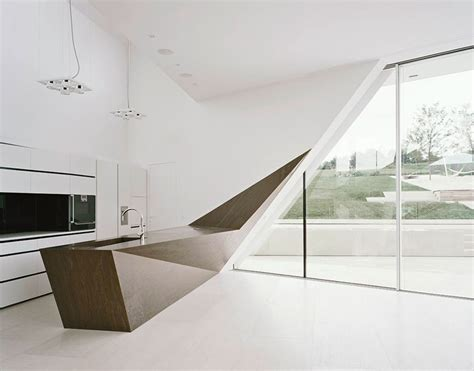 island house by iroje khm architects men s gear modern kitchen islands with spectacular designs
