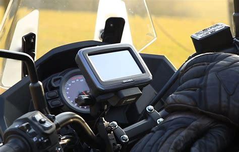 Navi Von Bmw F R Motorrad by Becker Mamba 4 Motorrad Navi Im Video Pocketnavigation