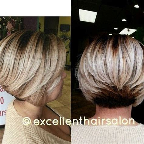 ladies short hairstyles for thick hair uk 28 best new short layered bob hairstyles short thick