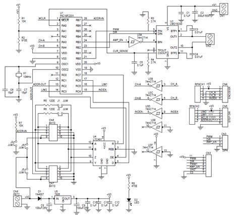brush dc motor controller wiring diagram wiring diagrams
