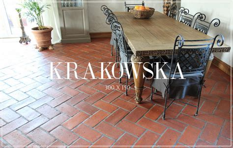 fliese 300 x 150 krakowska 300 215 150 mm terracotta fliesen rustikale