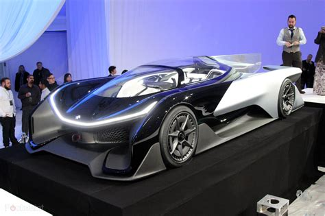 the best car best cars of ces 2016 bmw volkswagen chevrolet faraday