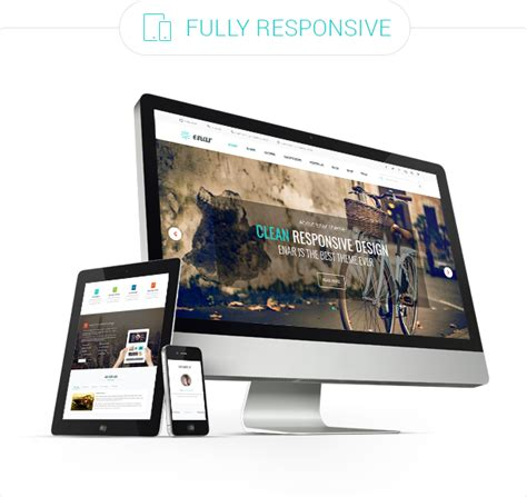 themeforest appbar mobile tablet responsive template enar responsive multi purpose html5 template by