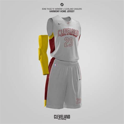 hip hop jersey design cleveland hip hop themed alternate home jersey design