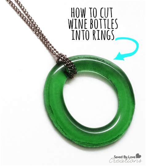 how to make a wine bottle l recycled wine bottle pendants craft gossip bloglovin