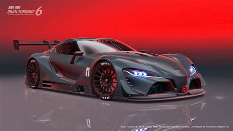 toyota visio toyota launches ft 1 vision gran turismo for playstation