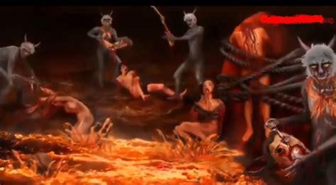 imagenes reales del infierno infierno ardor y tormentos reales se encontraron voces