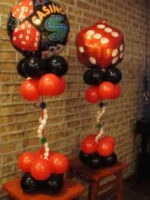 casino balloons balloon decor casino