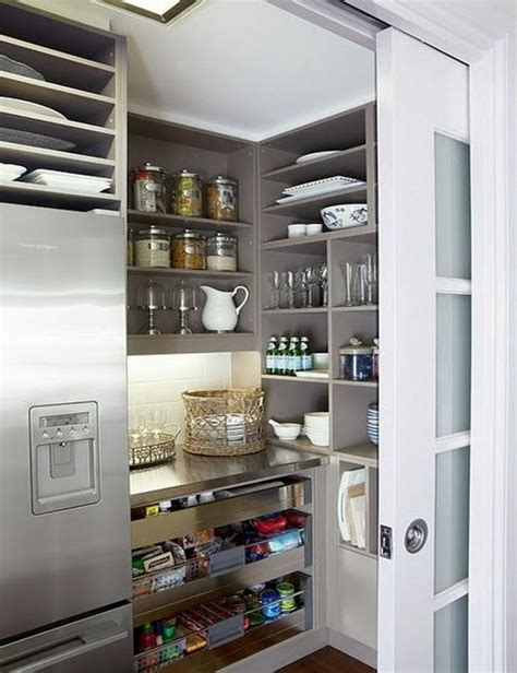 Modern Butlers Pantry Designs by 10 Modern Kitchen Pantry Cabinets Rilane