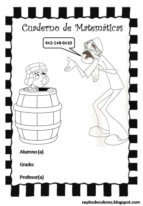 imagenes de matematicas caratulas car 225 tulas para cuadernos matem 225 ticas imagui