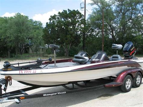 ranger bass boats for sale in austin texas used power boats bass boats for sale in texas united