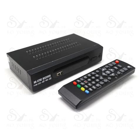 Tv Tuner Inforce 2015 newest digital atsc stb tv tuner digital tv receiver for canada mexico and usa with air