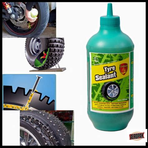 M One Cairan Tubeless 500ml aeropak tubeless tire sealant 500ml buy aeropak flat tire sealant aeropak car tire sealant
