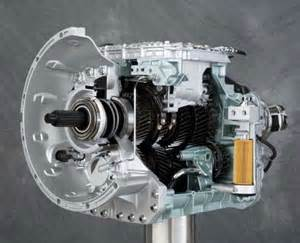 Volvo I Shift Transmission Volvo Launches I Shift Electronic Automatic Transmission