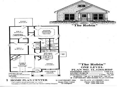single level house plans large one level house plans small single level house plans