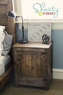 Makeshift Nightstand 9 Chic And Easy Diy Industrial Nightstands Shelterness