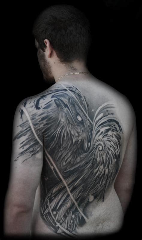 phoenix tattoo realistic off the map tattoo