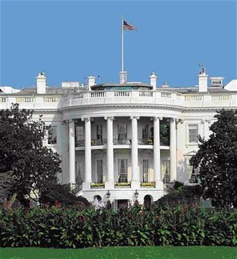 Modern Architecture Dc The White House In Washington D C Inspired By