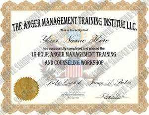 anger management 16 hour 24 lesson anger management class