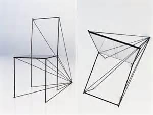 chaise perspective par zigert artem esprit design