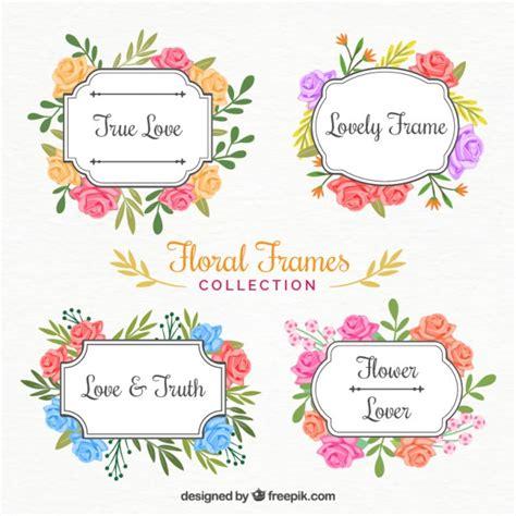 cornici dipinte bei fiori cornici dipinte con acquerelli scaricare