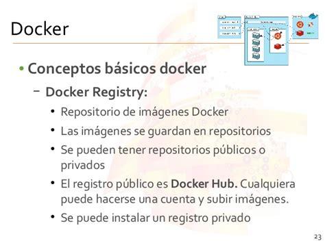 tutorial sobre docker docker para data scientist master en data science urjc