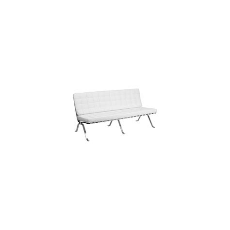 white curved sofa white leather sofa with curved legs depot