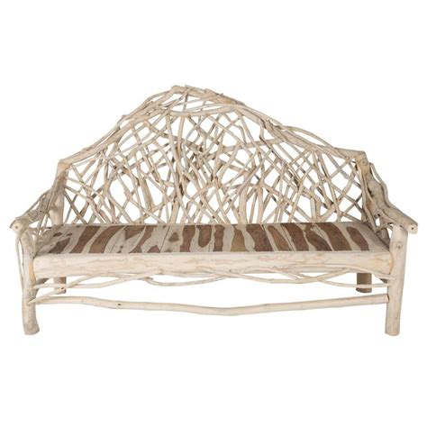 indonesian bench indonesian mangrove root bench for sale at 1stdibs