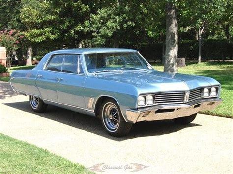 1967 buick skylark 4 door hardtop mid size gm