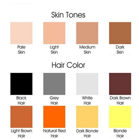 skin color hex code skin color hex html codes ie graphics of hair color hex
