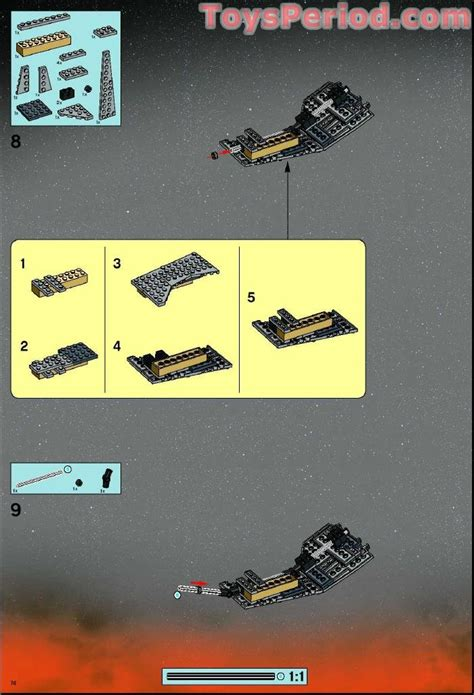 Lego 10143 Ii Ucs Custom Sticker Wars lego 10143 ii ultimate collector series ucs set parts inventory and