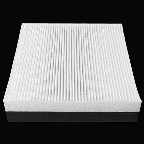 2014 Jeep Grand Air Filter Car Fiber Cabin Air Filter White For Jeep 2015