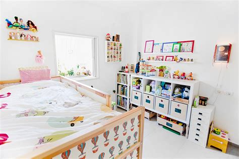 picture of children bedroom with toys stylish seaside apartment in tel aviv gets a gorgeous