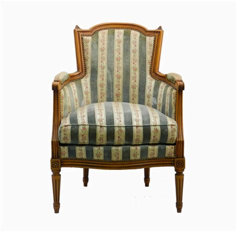 recover armchair french armchair louis revival bergere to recover 474537