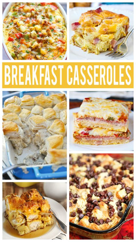the best breakfast casserole recipes eighteen25 bloglovin