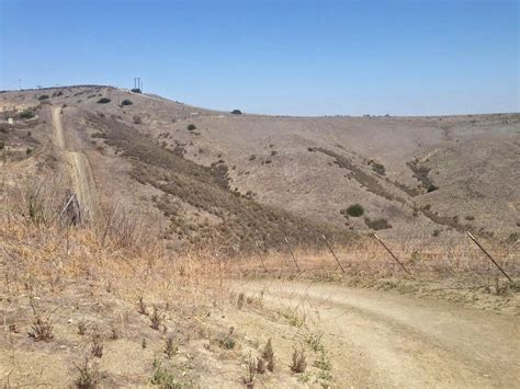 Roller Chain Trail Roller Rantai Trail Orange roller coaster ridge san clemente hiking trail go hike it