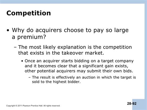 Competition ul li why do acquirers choose to pay so