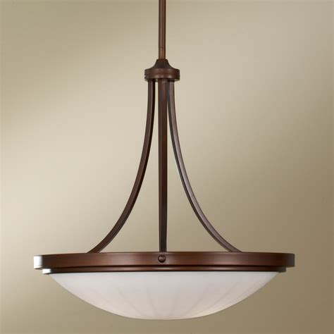 Murray Feiss F2583 3htbz Perry Inverted Pendant Inverted Pendant Light