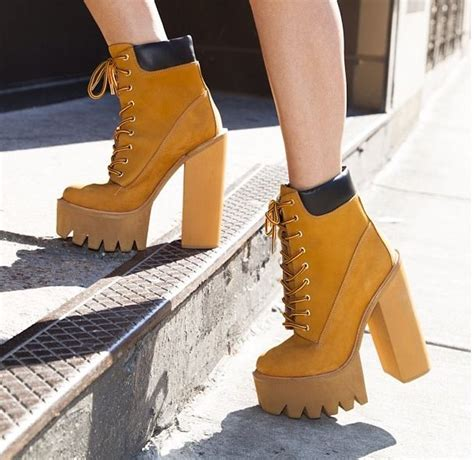 high heel timbs 47 best images about timbs on black