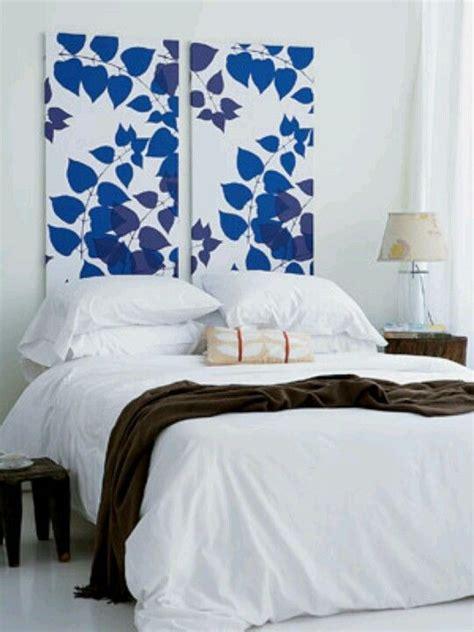 25 best ideas about canvas headboard on ikea blankets monogram wall decorations