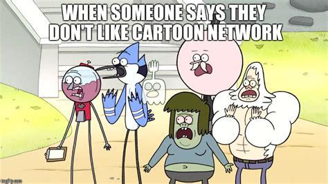 regular show meme look what you did regular show hd memes imgflip