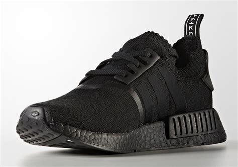 Adidas Nmd R1 Pk Japan Black Basf Boost Original Ua adidas nmd r1 primeknit japan black sneaker bar detroit