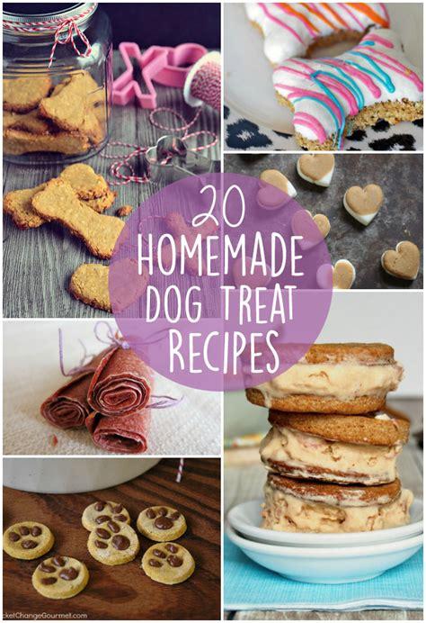 puppy treat recipes 20 treat recipes the craftiest
