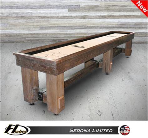 9 shuffleboard table 9 sedona limited shuffleboard table shuffleboard