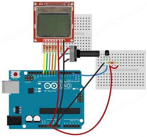 arduino ds18b20 wiring diagram choice image wiring