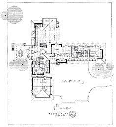 usonian floor plans house frank lloyd wright search grid
