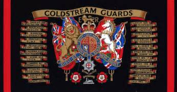 Table Drum Coldstream Guards Ice Bucket Regimental Replicas