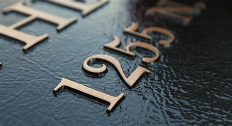 Handcrafted Plaques - address plaques custom house number signs impact signs