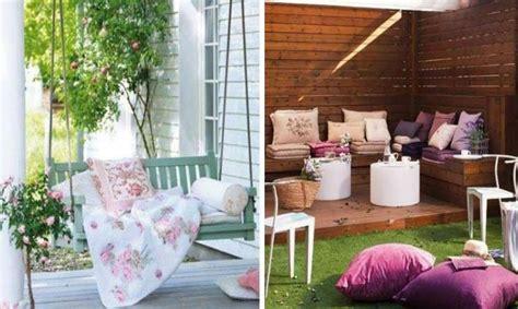 giardino shabby arredare un giardino in stile shabby chic per la primavera