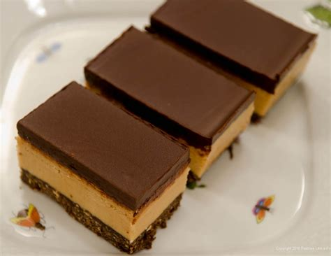 no bake peanut butter bars with chocolate on top no bake peanut butter bars pastries like a pro